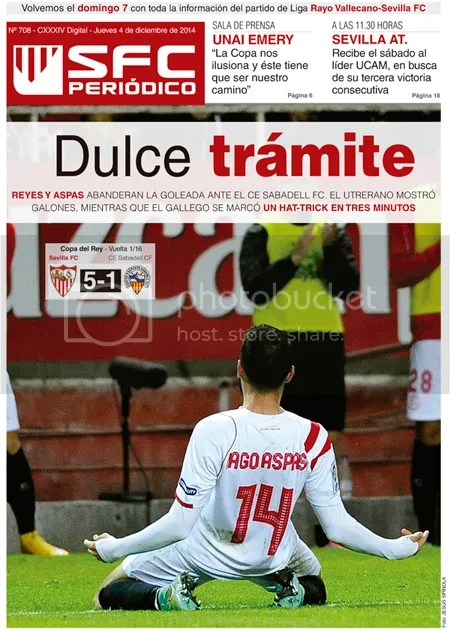 2014-12 (04) SFC Periódico Sevilla 5 Sabadell 1