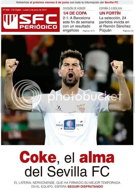 2014-05 (02) SFC Periódico Coke, el alma del Sevilla FC