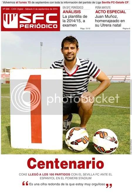 2014-09 (06) SFC Periódico Entrevista Coke -centenario-