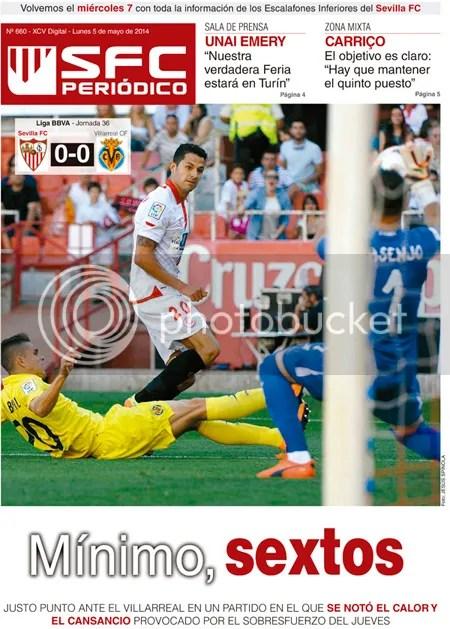2014-05 (05) SFC Periódico Sevilla 0 Villarreal 0