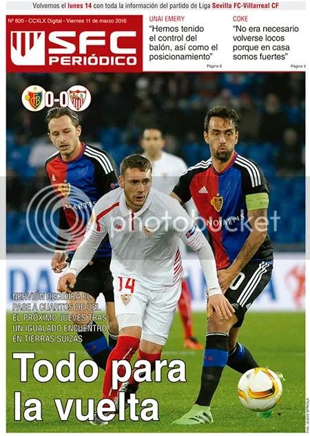 2016-03 (11) SFCPeriódico FCBasel 0 Sevilla 0