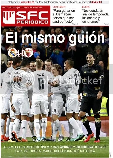 2016-3 (21) SFC Periódico Real Madrid 4 Sevilla 0