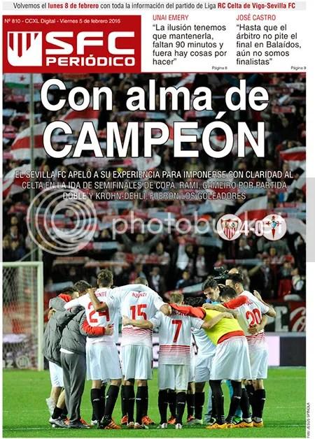2016-02 (05) SFC Periódico Sevilla 4 Celta 0