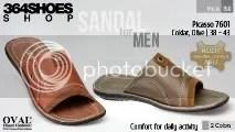 Sandal Pria PICASSO 7601