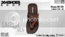 Sandal Pria PICASSO RN  001