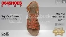 Sandal Wanita OVAL 534