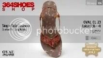 Sandal Wanita OVAL CL 23