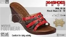 Sandal Wanita OVAL FR 26