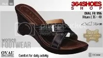 Sandal Wanita OVAL FR 996