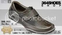 Sepatu Pria OVAL 0002