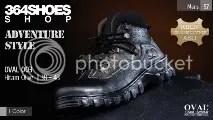 Sepatu Pria OVAL 003
