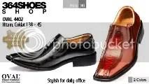 Sepatu Pria OVAL 4402