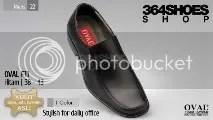 Sepatu Pria OVAL F 11