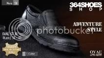 Sepatu Pria OVAL ST 10