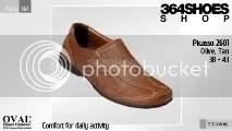 Sepatu Pria PICASSO 2601