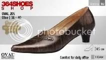 Sepatu Wanita OVAL 205