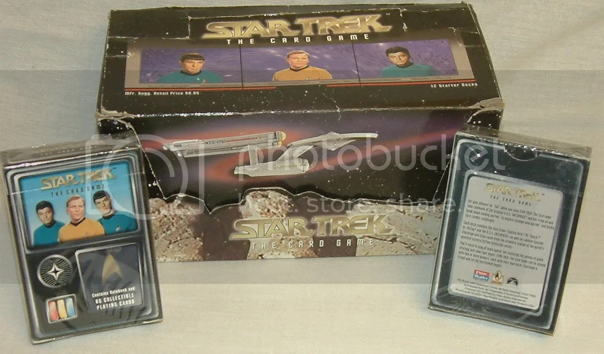 STAR TREK THE ORIGINAL SERIES COLLECTIBLE CARD GAME 65