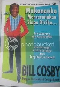 Makananku Mencerminkan Siapa Diriku,Bill Cosby,kisahbuku.wordpress.c,12 ribu
