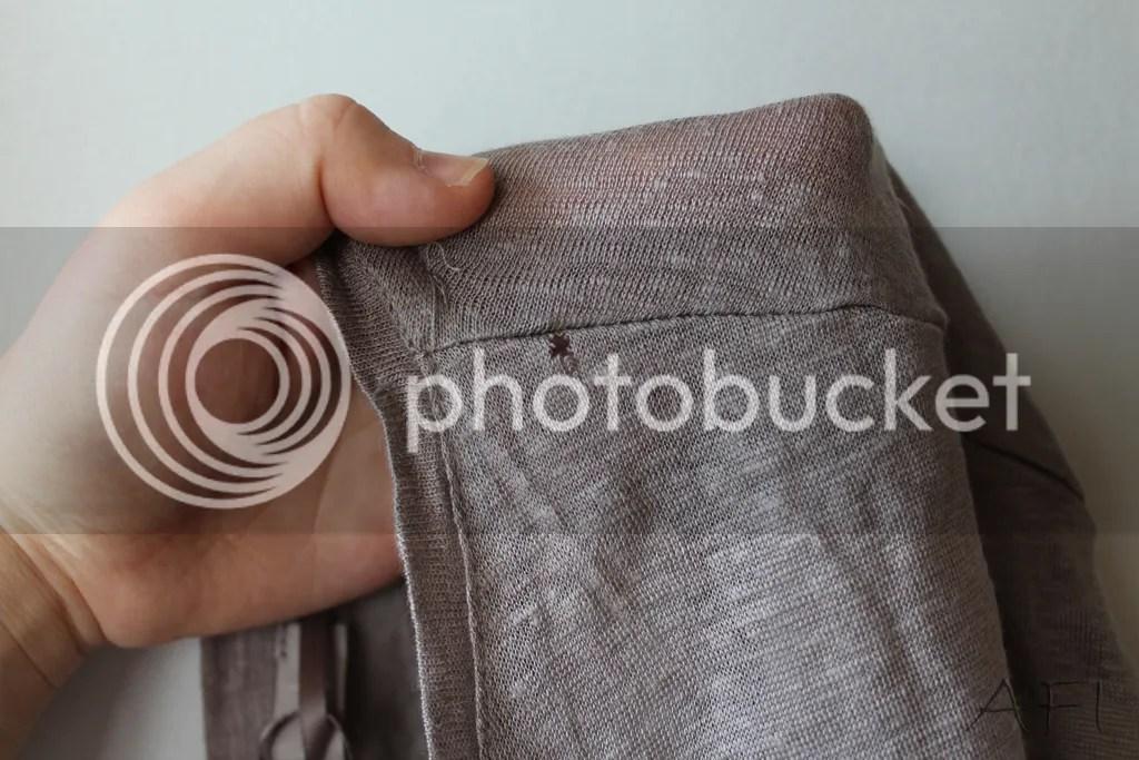 shirt hole