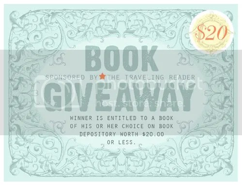 Book Giveaway Worth USD 20