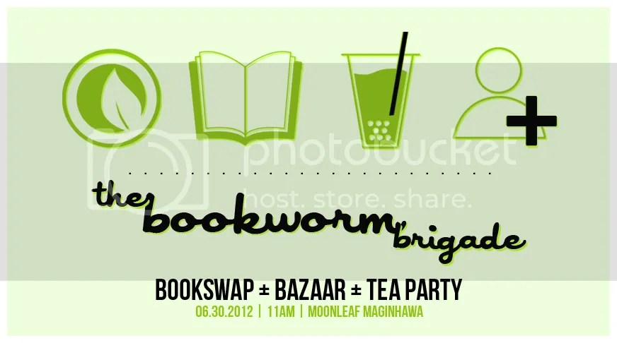 the Bookworm Brigade at Moonleaf Maginhawa
