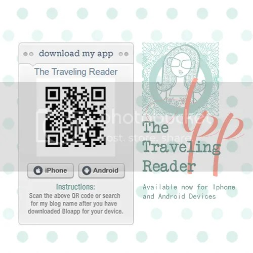 The Traveling Reader App