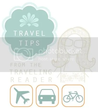 Travel Tips from The Traveling Reader