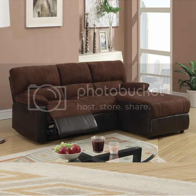 Small Reclining Sectional Furniture