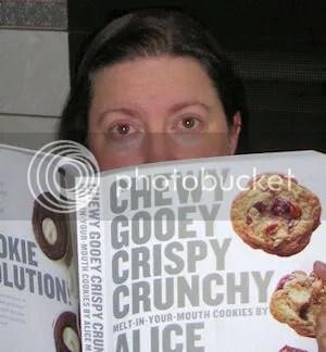 crunchy gooey crispy crunchy