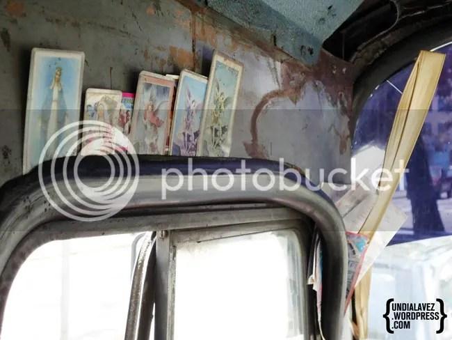 autobús en Caracas