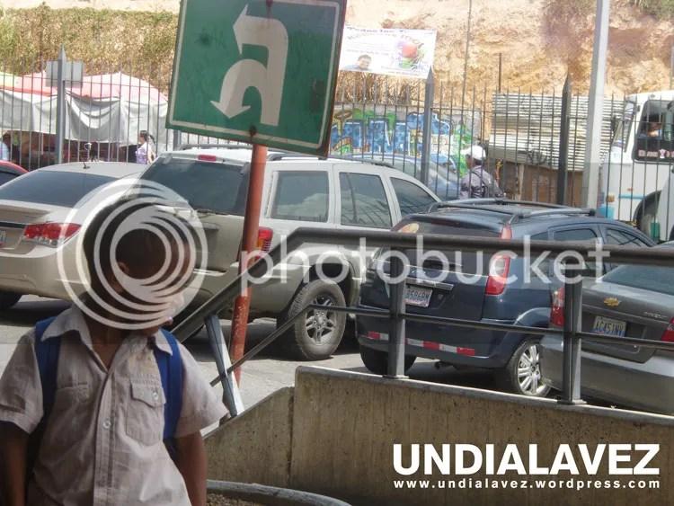 Chamito en Caracas