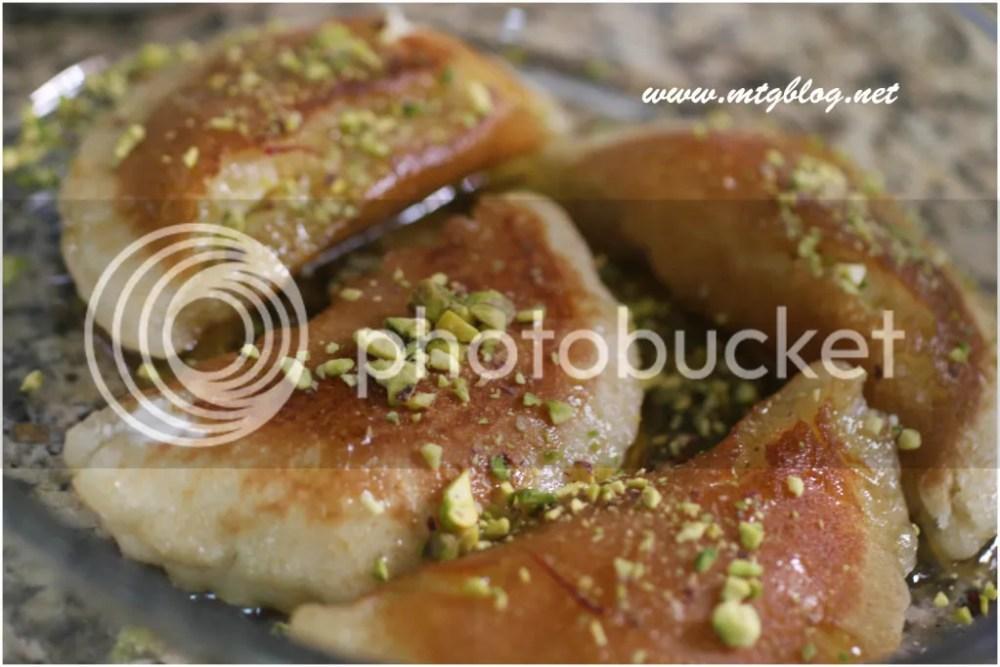 قطايف بالجبنة Cheese Qatayef (1/5)