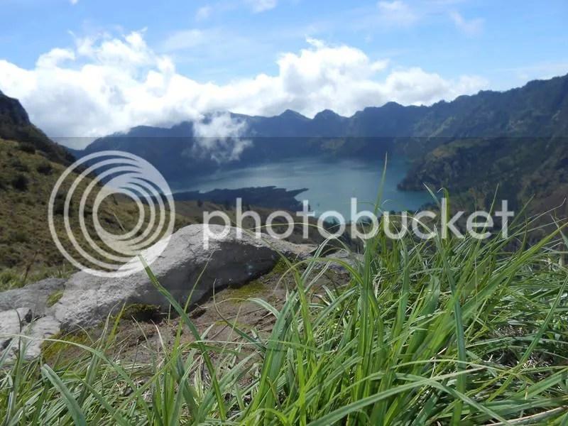 Segara Anakan Lake, Mt. Rinjani