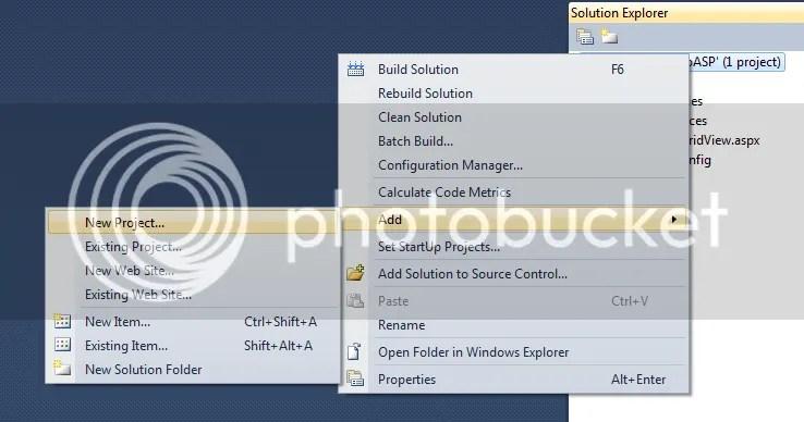 Enlace a datos GridView Code-Behind C# 3 Capas ASP.NET 2-n (1/3)