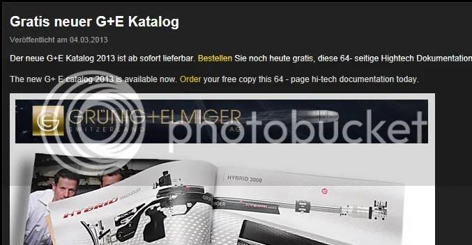 Catálogo Grünig Elmiger
