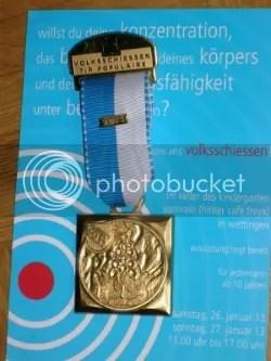 Tiro Olímpico: medalla de oro