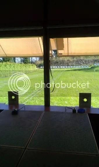 campo de tiro en Zurich
