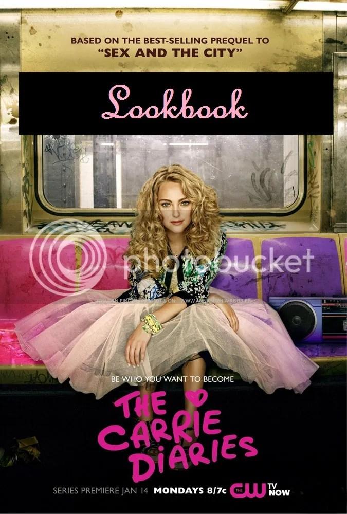 The Carrie Diaries Lookbook