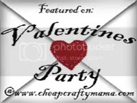 Valentines Party Featured Button