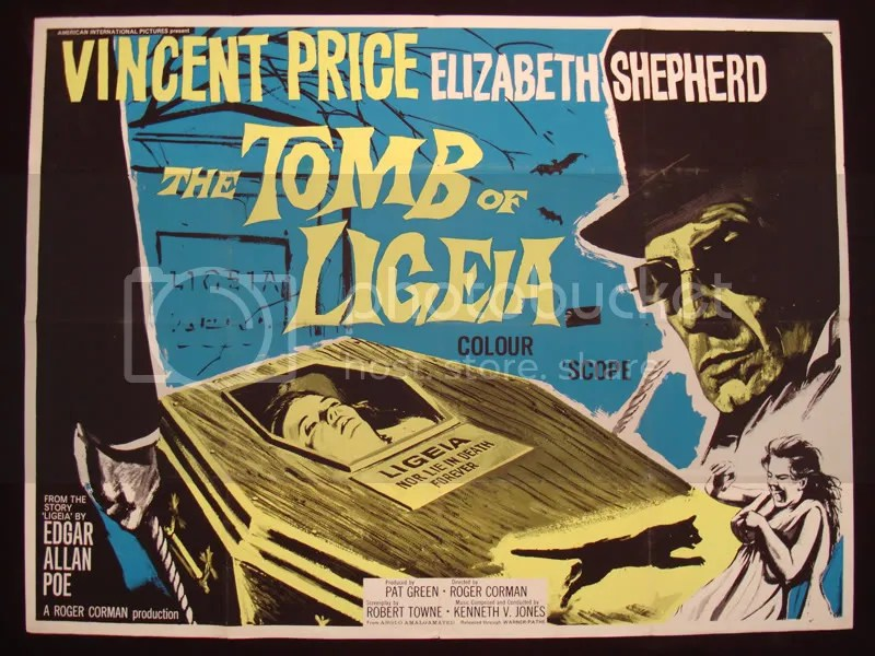 Image result for the tomb of ligeia
