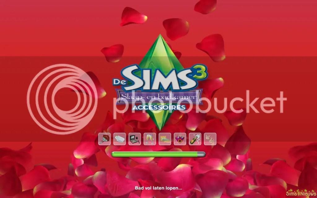SN Review: De Sims 3 Slaap- en Badkamer Accessoires « Sims Nieuws