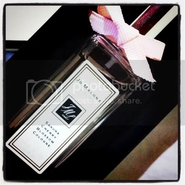 Jo Malone Sakura Cherry Blossom - actual picture