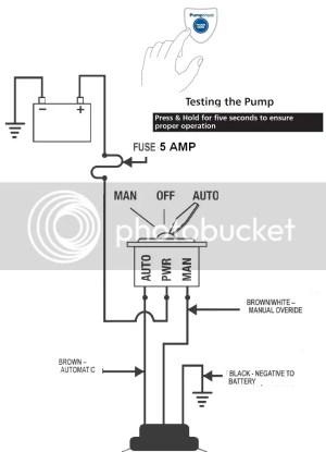 Rule Mate RM750A Automatic Bilge Pump RM750 750 GPH | eBay