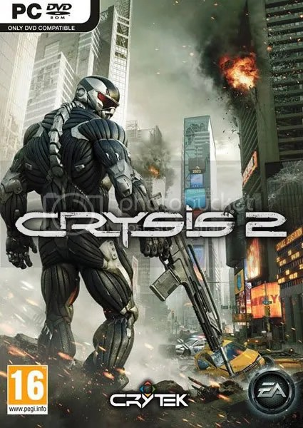 Crysis 2 -PROPHET | POLSKA WERSJA JĘZYKOWA