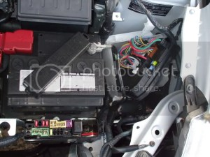 FuseModule Locations (PICS)  Nissan Versa Forums