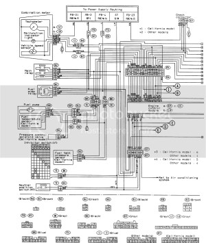 How To Read Wiring Diagram  NASIOC