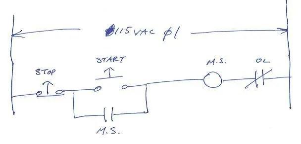 start stop wiring dirgrams 3 start wirning diagrams Contactor Relay Wiring Diagram start stop wiring diagram