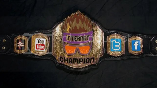 Image result for wwe internet championship