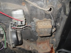 1966 Horn Relay  Chevelle Tech
