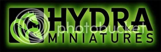 Hydra Miniatures Logo